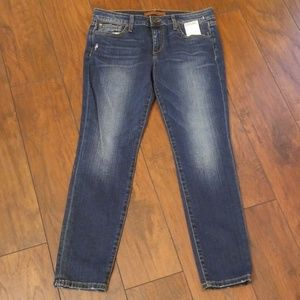 Joe's jeans skinny ankle dark Jean 29 Z209:9:619